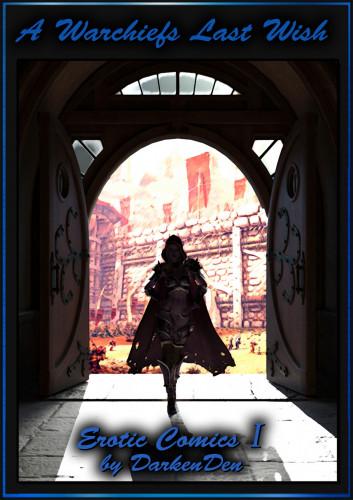 DarkenDenArt - A Warchiefs Last Wish [elf,big breasts,darkendenart]