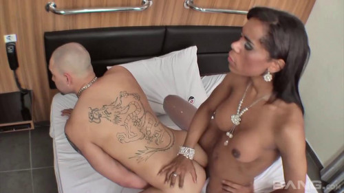 2 Balled Bitches Vol 13 [Transsexual,Channel 69,Ana Paula Sarandhi,Shemale,Toys,Lingerie]