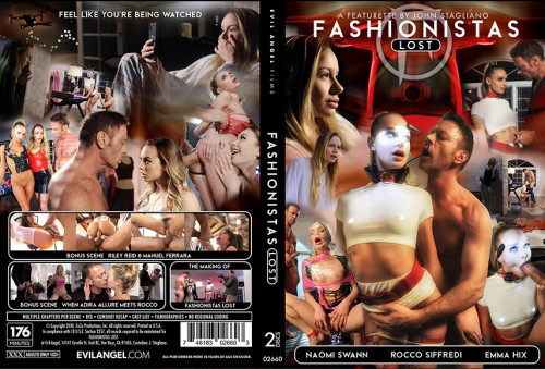 Fashionistas Lost [2020,Full-length films,Evil Angel,Adira Allure,Feature Domination Hardcore Anal All Sex]