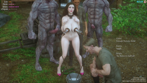 Jared999D - Fallen Lady 4 part 2 [creampie,beautiful girls,anal]