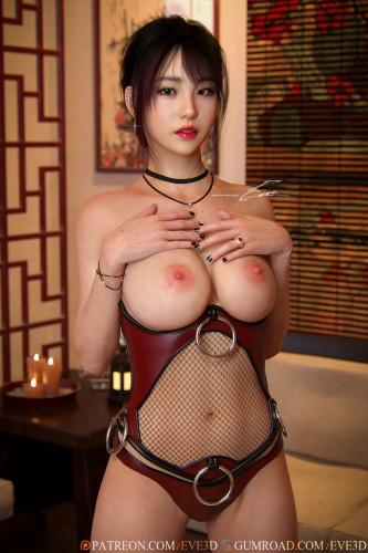 Eve [huge breasts,uniforms]