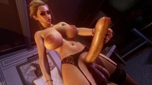 Good Business Taker [2021,3D,All sex]
