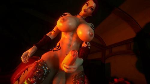 Giantess Futa Male Taker Pov [2021,3D,All sex]