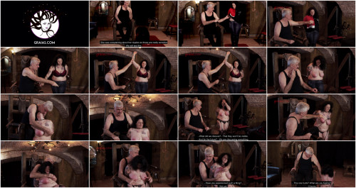 Training a Champ to Be - Nitta and Dr. Lomp - Scene 1 - UltraHD 2160p