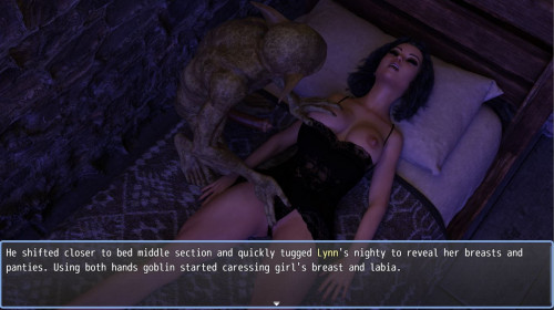 Lecherous Village Version 0.2.6 [2021,Fantasy,Female protagonist,Groping]