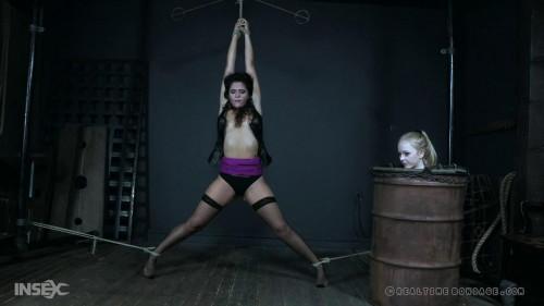 RealTimeBondage Extreme Voxxxing Part 1-3 [BDSM]
