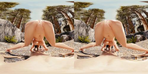 Alfeina Elven Experience Hentai VR [2021]