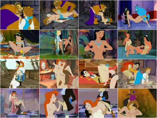 Our favorite Disney princesses, vol.1