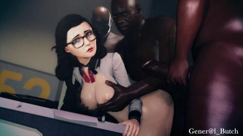 Elizabeth [2021,All sex,3D]