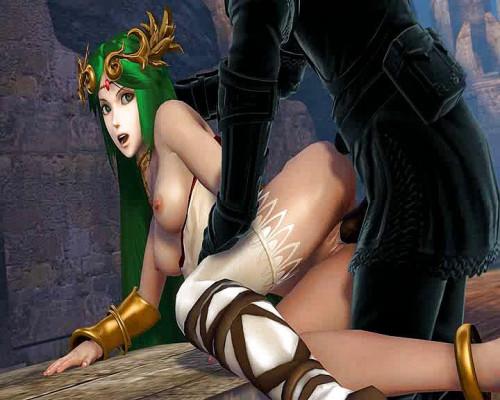 Princess Zelda - The Legend of Zelda - Assembly [2017,All Sex,Creampie,Orgi]