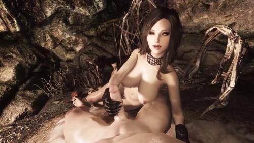 Skyrim Immersive Porn scene 9 [2018,3d porn,Hardcore]