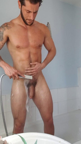 Vince Azzopardi OnlyFans part 1 [2020,Gay Solo]
