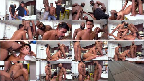 BlacksOnBoys - Jay Seabrook, JJ Lake and Hunter Triad
