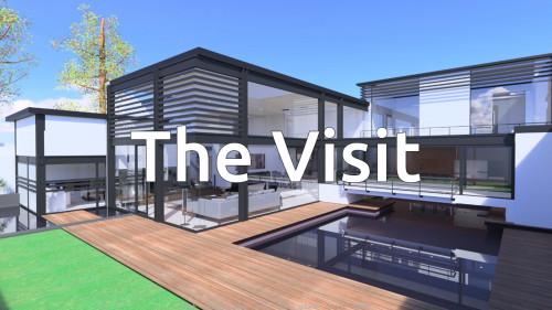Stiglet - The Visit 9 v.1.0 [aunt,3D Porn Comic,milf]