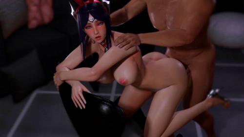 Puuguy collection [vaginal sex,3dcg,3D Porn Comic]