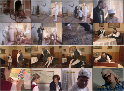 LupusPictures - Spanked Maid