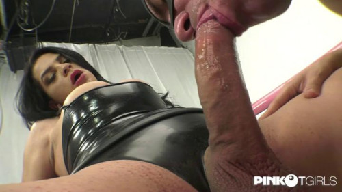 PTG - Crazy Rodriguez Opens The Ass Of Her New Slave