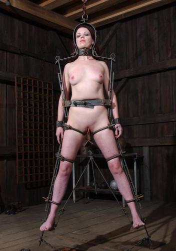 Maximum torture for slave