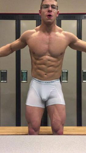 Mat creamygorilla OnlyFans part 2 [2020,Gay Solo]