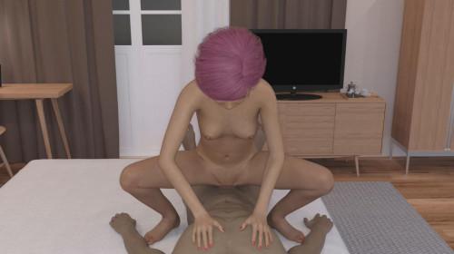 A Happy Life Version 0.4.0 [2021,Erotic Adventure,Sexy Girls,Milf]