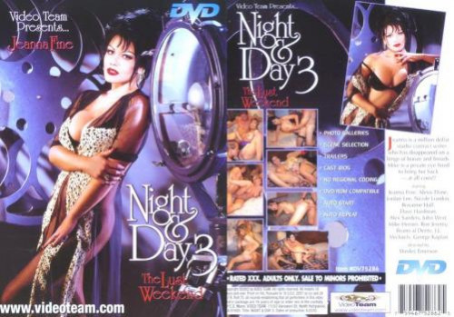 Night And Day  vol.3  (1997) [1997,Retro,Video Team,Alex Sanders,Oral,Straight,Classic]