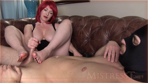Accept the humiliation of your Mistress-nothingness part 2 [2008,Femdom and Strapon,Mistresst,pov,slave,humiliation]