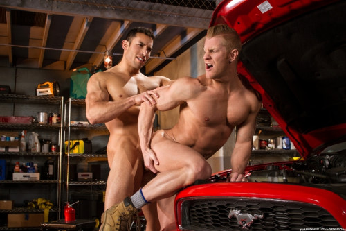 RS – Drive Shaft – Ricky Decker, Johnny V