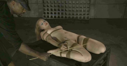 Hot Blondie in Bondage
