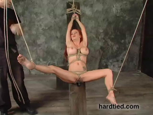 Hard Tied Mega New Unreal Exclusive Beautifull Cool Collection. Part 4. [2020,BDSM]