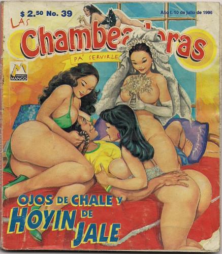 Las Chambeadoras [Erotic]