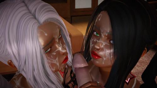Beauty Blowjobs [Facial,Big Tits,Handjob]