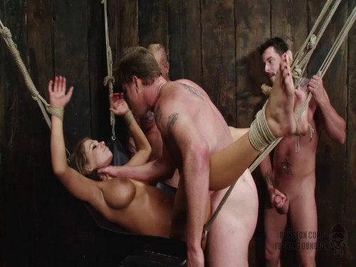 Nikki Sexx [BDSM,DungeonCorp,Nikki Sexx,Bondage,Domination,All Sex]