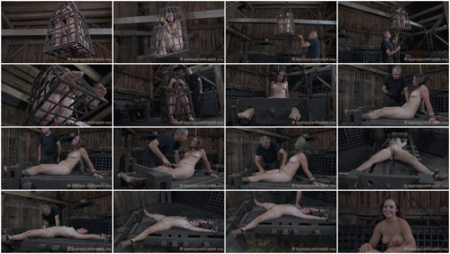 Infernalrestraints - Oct 26, 2012 - All Stretched Out - Sasha