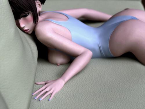Hina Bitch Vol. 2 - Uncensored Ep. 1
