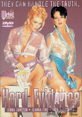 Hard Evidence [1996,Retro,Wicked Pictures,Jenna Jameson ,Anal,Perverse,Straight]