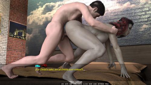 Forgive Version 0.01 [2020,Vaginal Sex,Big tits,Lesbian]