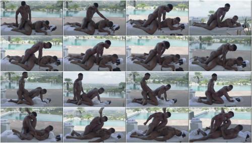 Hot Fucking of DeAngelo Jackson & Liam Cyber 480p