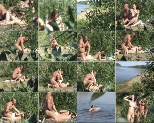 Peeped at the beach 16 - Voyeur, Nudism HD