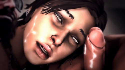 Lara in Trouble [2020,3D,All sex]