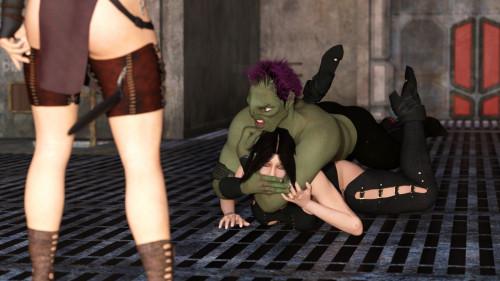 Sheroni Girls The Tournament Of Power Version 0.7 [2021,Corruption,Female protagonist,Lesbian]