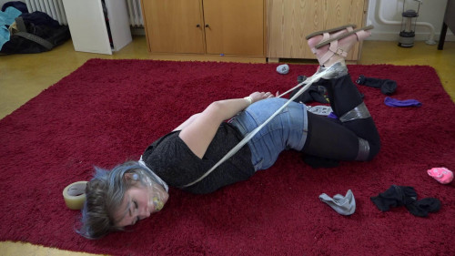 Restricting Ropes New Full Beautifull Gold Mega Collection. Part 1. [2019,BDSM]