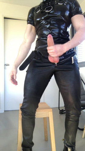 Rubbertwunk Video Pack 3 [Gay Solo]
