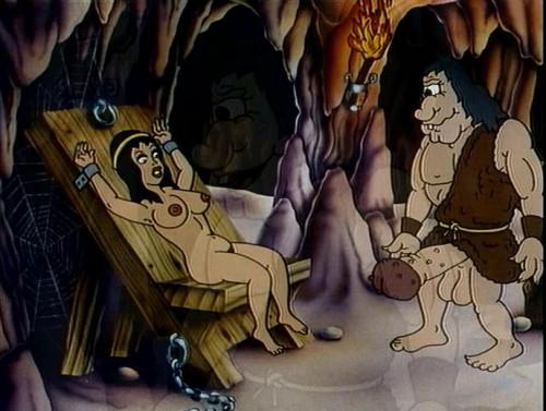 Cartoon sex retro collection
