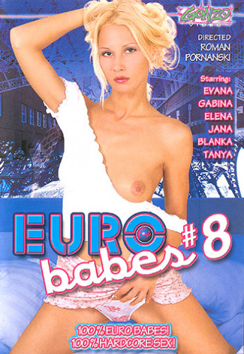 Euro Babes vol.8 [2005,Full-length films,Metro,Eimi,Feature,Group,Gonzo]