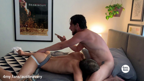 Austin Avery - 4MyFans Collection Part 13 [Gays]