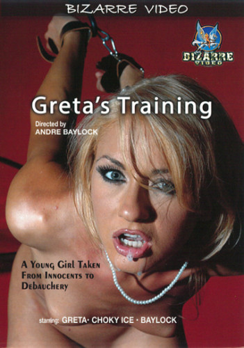 Andre Baylock, Bizarre Video - Greta's Training [BDSM,Greta Milos]
