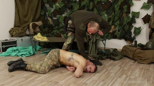 Soldier Matthew [Gay BDSM]