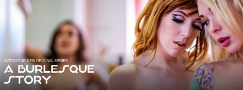 A Burlesque Story [2020,Full-length films,LustCinema,Feature Hardcore All Sex Couples Anal]