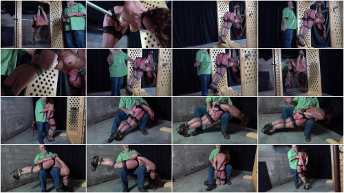 Carissa Dumond: Spanked and Carried Away