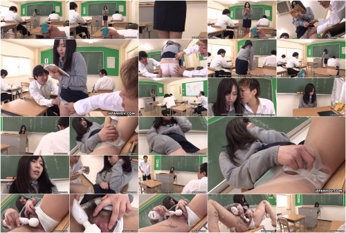 Hot nozomi hazuki is a sexually excited squirting teacher